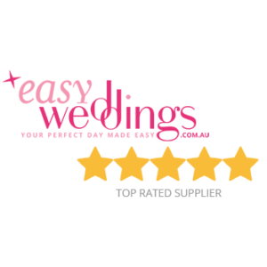 Easyweddings Top Rated Supplier