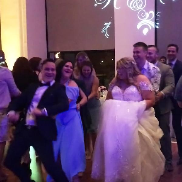 Wedding DJ Service Wedding Party 01