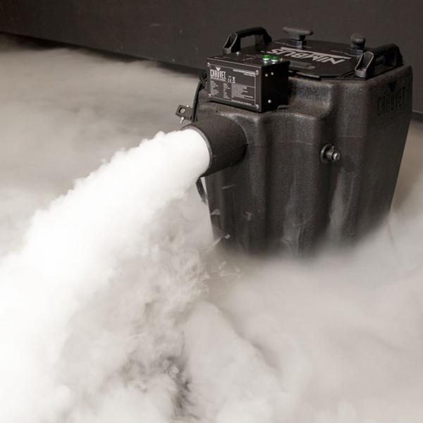 Wedding Dry Ice Hire Clouds Machine